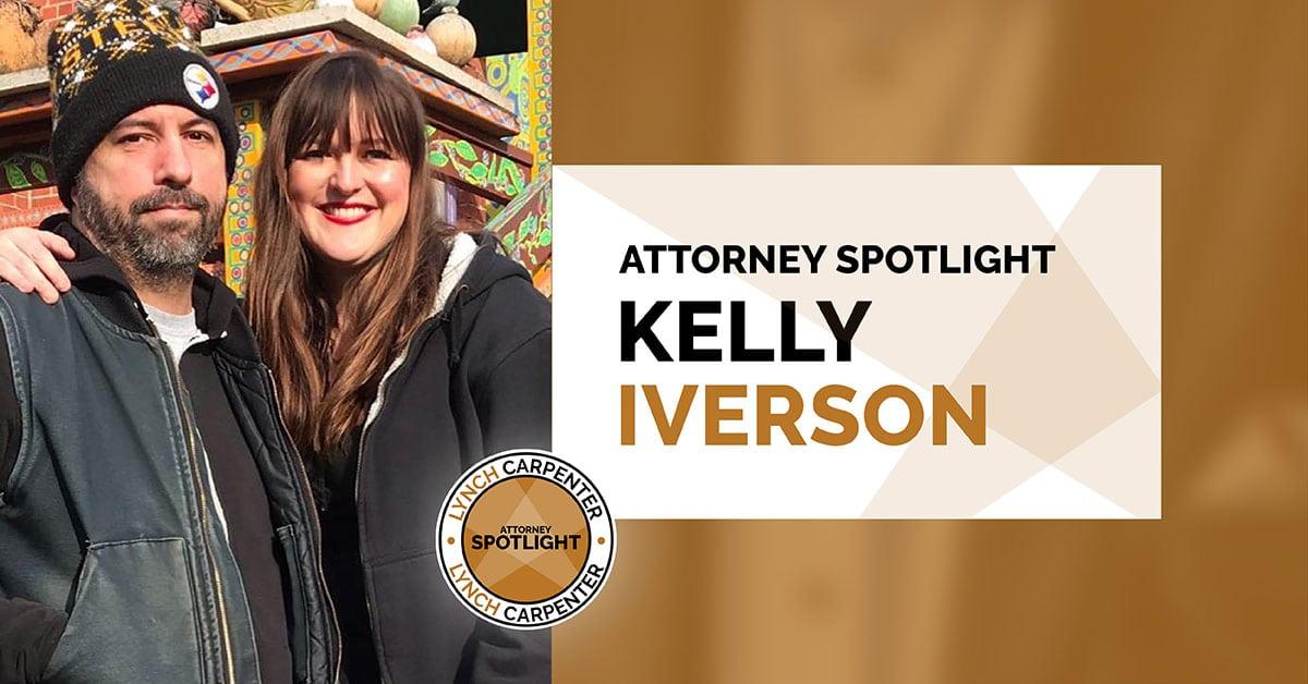 Attorney Spotlight: Kelly Iverson